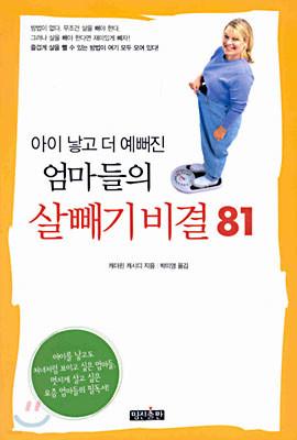 아이 낳고 더 예뻐진 엄마들의 살빼기 비결 81