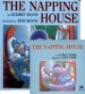[��ο�]The Napping House (Board Book & CD Set)