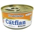 캣피앙캔참치+치킨80g/고양이간식