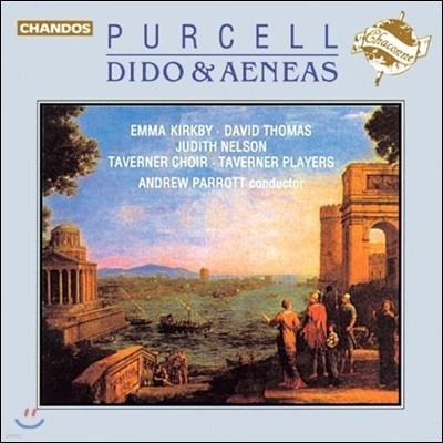 Emma Kirkby / Andrew Parrott 퍼셀: 오페라 '디도와 아에네아스' (Purcell: Dido & Aeneas) 엠마 커크비, 앤드류 패럿