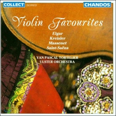 Yan Pascal Tortelier 바이올린 명곡집 - 엘가: 사랑의 인사 / 크라이슬러: 아름다운 로즈마린 / 마스네: 타이스의 명상곡 / 생상스 (Violin Favourites - Elgar / Kreisler / Massenet / Saint-Saens)
