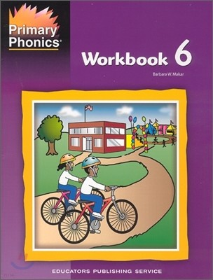 Primary Phonics 6 : Workbook