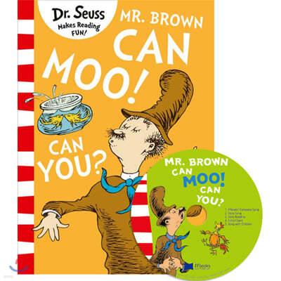 [노부영]Mr.Brown Can Moo! Can You? (Paperback & CD Set)