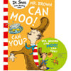 [��ο�]Mr.Brown Can Moo! Can You? (Paperback & CD Set)
