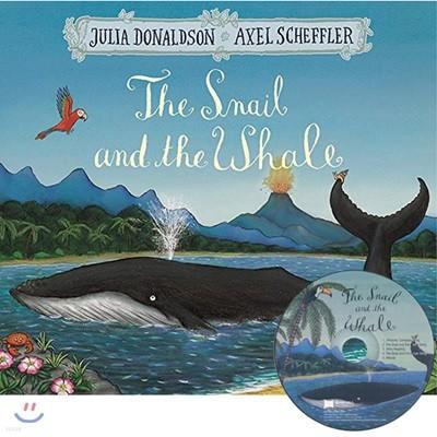 [노부영]The Snail and the Whale (Paperback & CD Set)