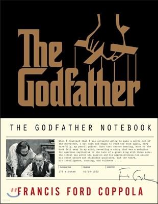 [쿠폰가 48,900원] The Godfather Notebook 영화 '대부' 컨셉 아트북