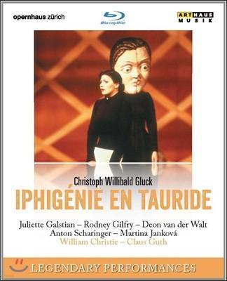 William Christie 글룩: 타우리데의 이피게니아 - 클라우스 구트 연출 (C.W. Gluck: Iphigenie en Tauride)