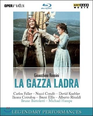 Carlos Feller / Ileana Cotrubas / Michael Hampe 로시니: 도둑 까치 - 미카엘 함페 연출 (Rossini: La Gazza Ladra)
