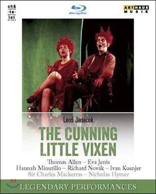 Thomas Allen / Eva Jenis / Charles Mackerras 야나체크: 영리한 암여우 - 니콜라우스 하이트너 연출 (Leos Janacek: The Cunning Little Vixen)