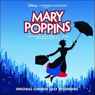 뮤지컬 `메리 포핀스` 오리지널 런던 캐스트 레코딩 (Mary Poppins: Original London Cast Recording)