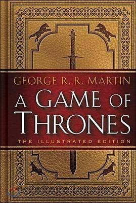 A Game of Thrones : The 20th Anniversary Illustrated Edition 왕좌의 게임 20주년 기념 일러스트 에디션
