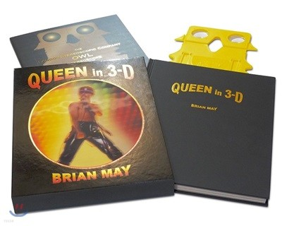 Queen in 3D Limited Edition (한정판)