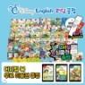 (+세이펜포함)(2017년개정판)[디지털북이용권+상품권증정] 디즈니잉글리쉬리딩클럽 step1,2,3 풀구성 (총 142종) 세이펜활용가능 | 아이들이 좋아하는 디즈니캐릭터와 즐거운