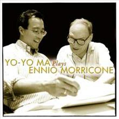 Yo-Yo Ma (요요마) - Plays Ennio Morricone (Gatefold)(180G)(2LP)