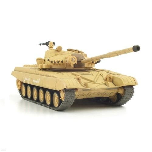 [레프리카]1/72 IR 배틀탱크(WTS100738TAN) 사막폭풍작전 T72 탱크