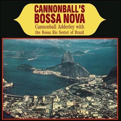 Cannonball Adderley (캐논볼 애덜리) - Cannonball's Bossa Nova (캐넌볼즈 보사 노바) [LP]
