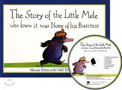 [노부영]The Story of the Little Mole, Who Knew it was None of His Business (원서 & 노부영 부록 CD)