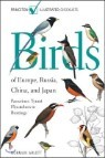 Birds of Europe, Russia, China, & Japan