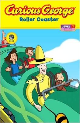Curious George : Roller Coaster