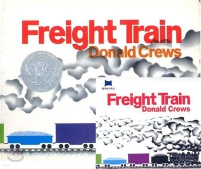 [노부영]Freight Train (Board Book & CD Set)