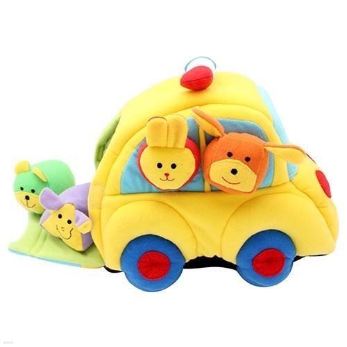 [뚜시베베] 베이비도형 택시