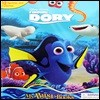 Disney Finding Dory My Busy Book 디즈니 픽사 도리를 찾아서 비지북 피규어 책