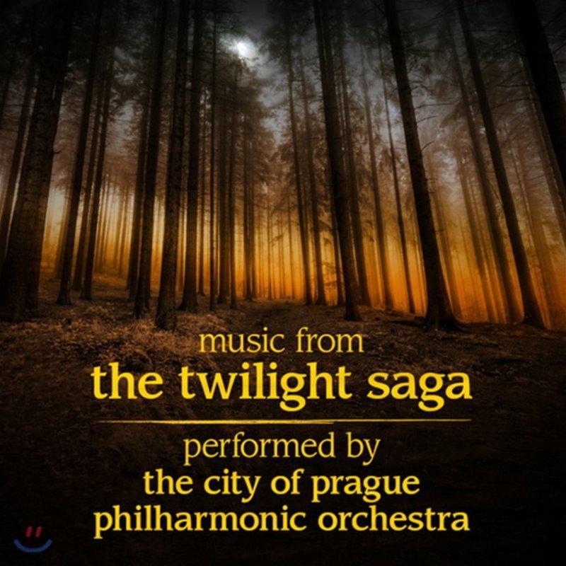 """""""트와일라잇"""" 시리즈 영화음악 모음집 (Music From The Twilight Saga)"""