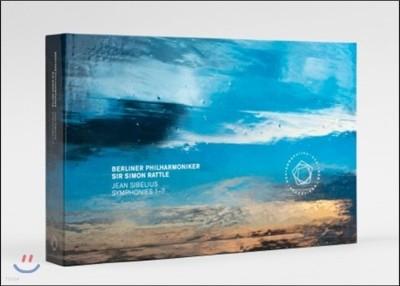 Simon Rattle 시벨리우스: 교향곡 전집 - 사이먼 래틀, 베를린 필하모닉 (Sibelius: Complete Symphonies Nos.1-7)