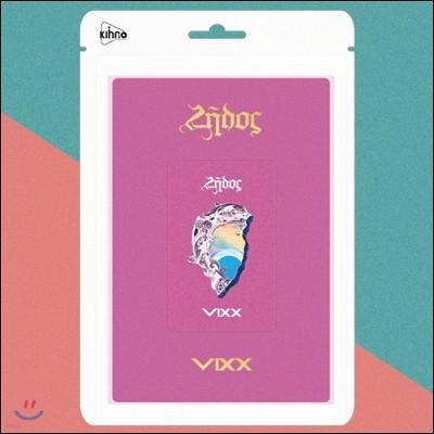 빅스 (VIXX) - Zelos [스마트 뮤직 카드(키노 앨범)]