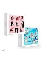 트와이스 (TWICE) - 미니앨범 2집 : PAGE TWO [일반반/핑크,민트 커버 랜덤]