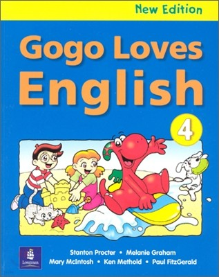 Gogo Loves English 4 : Student Book (New Edition)