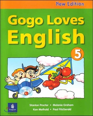 Gogo Loves English 5 : Student Book (New Edition)