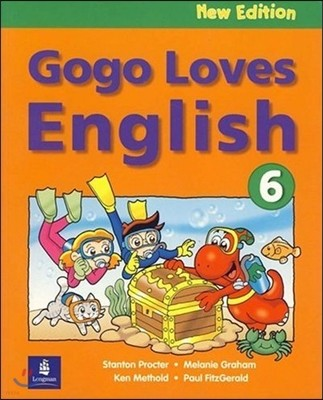 Gogo Loves English 6 : Student Book (New Edition)