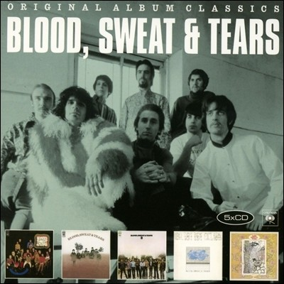 Blood, Sweat & Tears - Original Album Classics