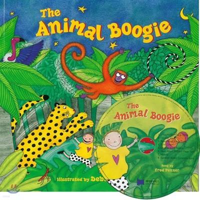 [노부영] The Animal Boogie (원서&CD)