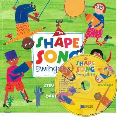 [노부영] The Shape Song Swingalong (원서&CD)