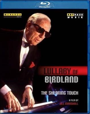 George Shearing 재즈 피아니스트 조지 셰어링 다큐멘터리 [감독: 질 마샬] (Lullaby of Birdland: The Shearing Touch - A Film by Jill Marshall)
