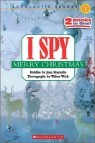 Scholastic Reader Level 1 : I Spy Merry Christmas