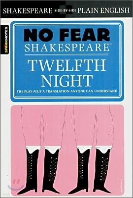 Twelfth Night (No Fear Shakespeare), 8
