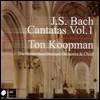 Ton Coopman 바흐: 칸타타 전곡 1집 (Bach: Complete Cantatas Volume 1)