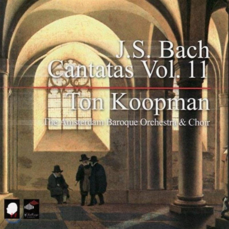 Ton Coopman 바흐: 칸타타 전곡 11집 (Bach: Complete Cantatas Vol. 11) 톤 쿠프만