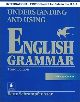 Understanding and Using English Grammar : Student Book / FULL(A+B, 합본) with Answer Key