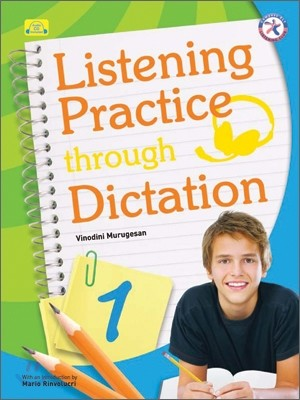 Listening Practice Through Dictation 1 : Student's Book with CD