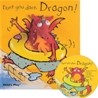 [��ο�]Don't You Dare, Dragon! (Hardcover & CD Set)