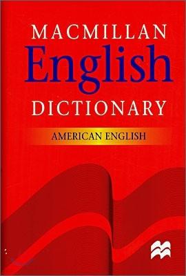 Macmillan English Dictionary : American English 축쇄판