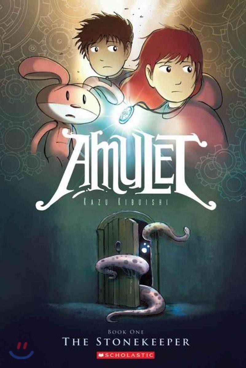 Amulet #1 : The Stonekeeper