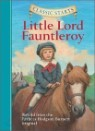 Classic Starts : Little Lord Fauntleroy