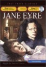 Fast Track Classics Intermediate : Jane Eyre (Paperback & CD Set)