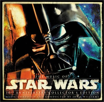 Star Wars OST Box Set (Episode IV + V + VI) (Limited Edition)