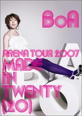 보아 (BoA) - Arena Tour 2007 : Made In Twenty(20)